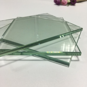19mm 20mm tempered architectural glass panels