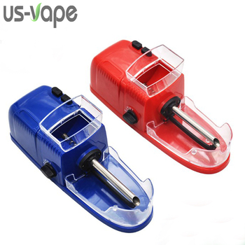 New Metal Smoking Accessories 6mm 7MM electric cigarette maker Electric cigarette Roller