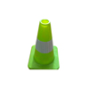 orange customized size colored Road Mark 750mm road traffic cone