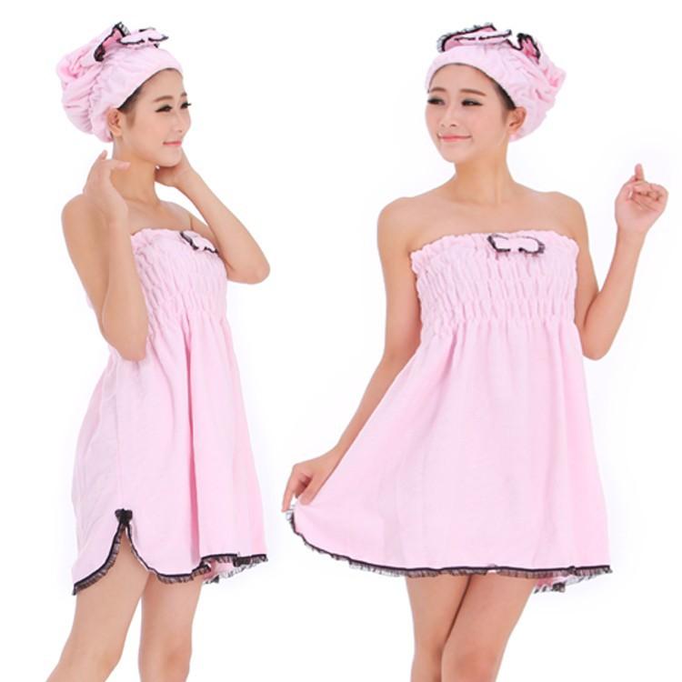 Bath towel dress buy bath towel dress bath towel dress for Bathroom dress