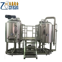 300L European standard craft beer hom brewing system brewery machine brewhouse system