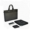 2019 China New Leather luxury Premium VIP Corporate Business Gift