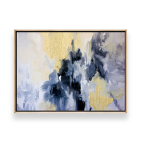 pop acrylic painting contemporary abstract wall artwork handpainted canvas oil painting