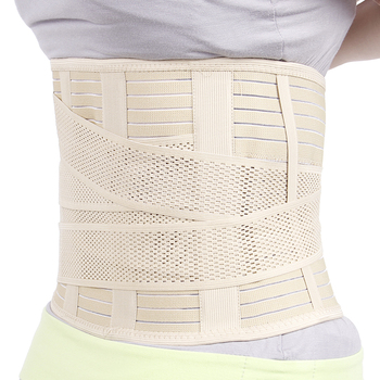 Top sellers Amazon adjustable support waist band belt girdle for lower belly