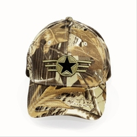 Wholesale Custom Trucker Hat 3D Embroidery Logo trucker hat camo