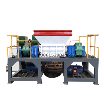 large size waste car rubber plastic shredder machine pvc shredder for sale