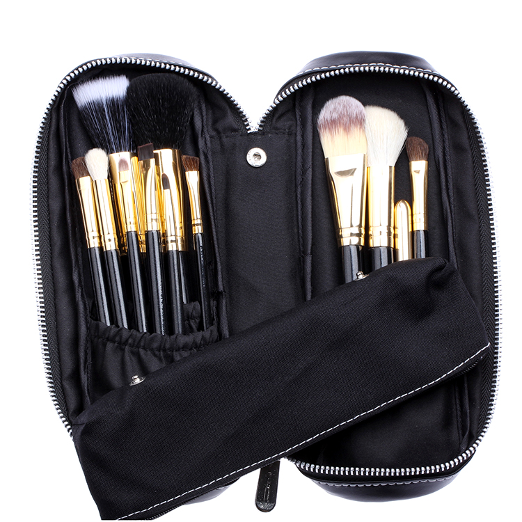 High Quality 12pcs Blush Foundation Brush Set Private Label <strong>Makeup</strong> Brushes Rose Gold Free <strong>Samples</strong>