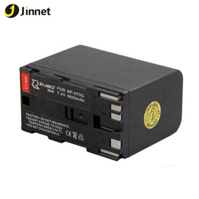 Li-ion Battery for Canon XL1 UC-X2Hi MV200i XL H1 UC-V300 MV10 with GOLD MOUNT