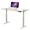 Office Height Adjustable Desk With Height LED Display Factory Price Standing Desk