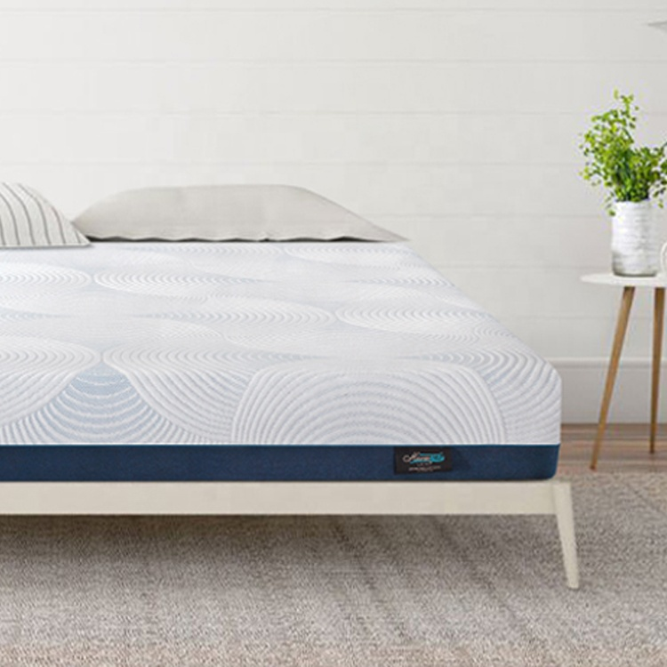 Cloud Collection King Size Memory Foam Mattress In A Box Buy
