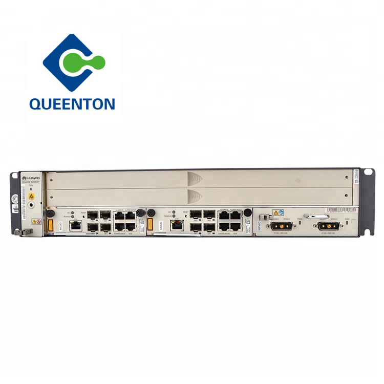 Helpful Hua Wei Gpon Olt Ma5608t With 2*mcud1+1* Mpwd Computer & Office Networking 1*16 Ports Gpfd C+