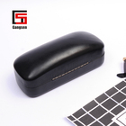 PU leather spectacle case/personalized handmade case /rugged suede sunglasses case