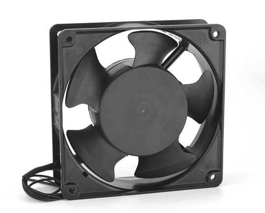 Super Quiet 120mm 38mm New Case Cabinet Fan AC 110V 98CFM 2 Wire Sleeve Bearing