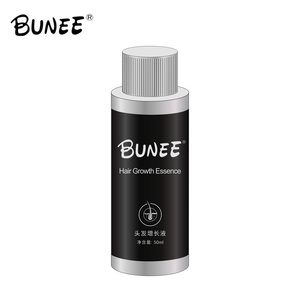 OEM Bunee herbal extract hair growth oil spray serum for bald hair lose