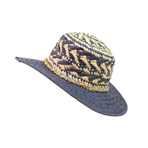 Wholesale Paper Straw Bucket Hats Sun Floppy Straw Hat For Women