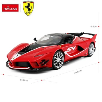 RASTAR top seller battery toy Ferrari 2019 new rc cars for kids