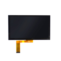 "IPS lcd 7"" 1024x600 mipi dsi interface lcd display with capacitive touch screen"