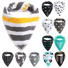 china new 2019 fashion 100% cotton dog bandana