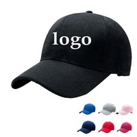 High Quality Promotional Custom Printed Baseball Hat