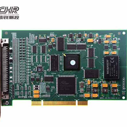 32 kanalen single-ended/16 kanalen differentiële analoge ingang 16 TTL Digitale I/O AD DAQ boards PCI interface CHR41304