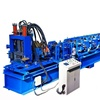 best sale Cold Steel C Z Purline Roll forming machine