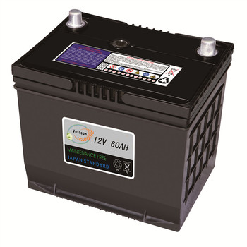 cheap and quality-assured china12V60AH maintenance-free car batteries