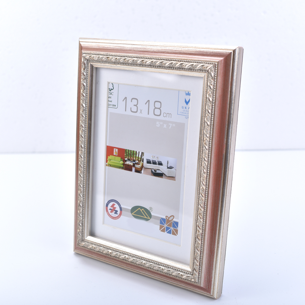 Wholesale custom fashion art cardboard plexiglass 8x10 wood picture frames for home decor