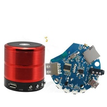 Carta di Speaker Bluetooth <span class=keywords><strong>PCBA</strong></span> FN Altoparlante Bluetooth RDA Soluzione Piccolo Cannone Audio <span class=keywords><strong>PCBA</strong></span>