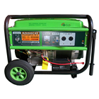 International brand 5.5 HP 2 kw or 2.5 kw small portable electric start gasoline generator