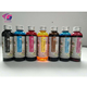Mult color edible ink for cake coffee HP printer