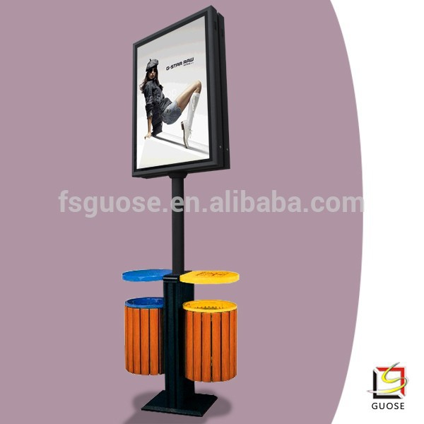 New Style Outdoor Advertising Billboard Stand Digital