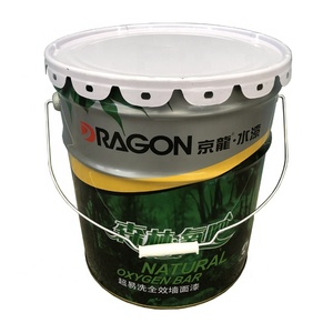 US GALLON STEEL DRUM BUCKET PAIL FOR PAINT CHEMICAL
