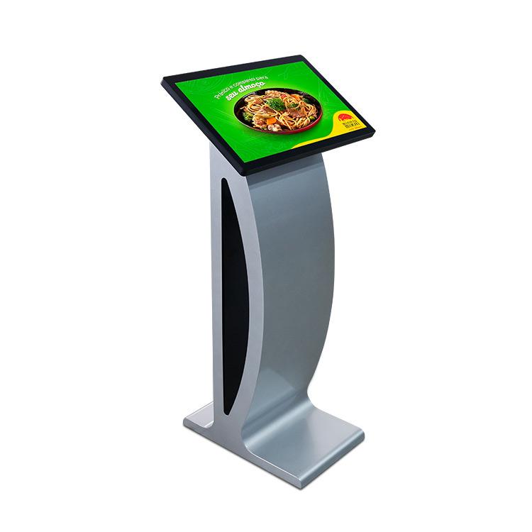 ขาตั้ง Wifi 22 นิ้ว touch screen kiosk กล้อง