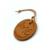 custom fashion New design for pu leather hang tag with your logo