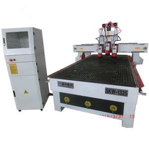 High Quality 1325 automatic 2d 3d wood carving cnc router computer controlled wood router