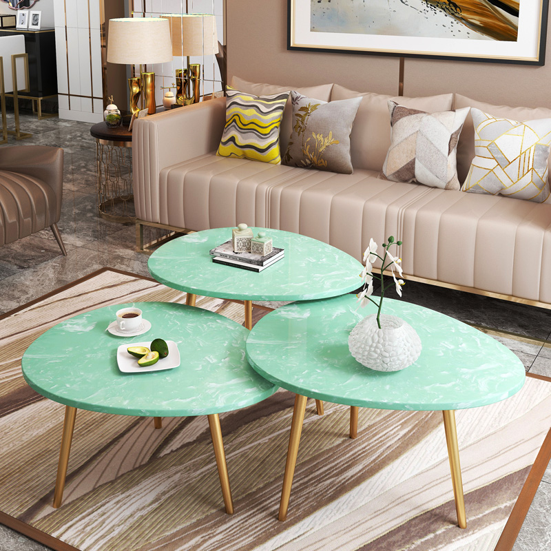 Hot Sale Modern Egg Shape Appearance Marble Gold Coffee Table Set Design Cheap Tea Table Buy Coffee Tablemarble Coffee Tableegg Shape Appearance