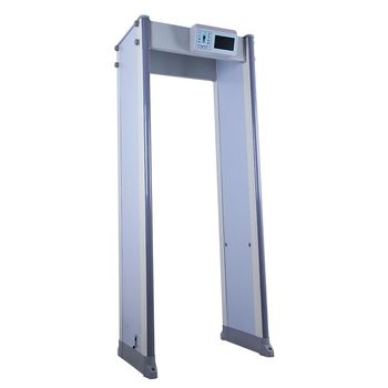 18 Zones  Factory Price Door Frame Walk Through Metal Detector