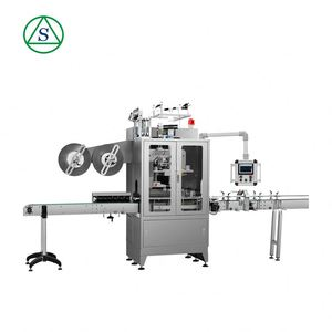 Wine Industry high quality shrink sleeve applicator labeling machine
