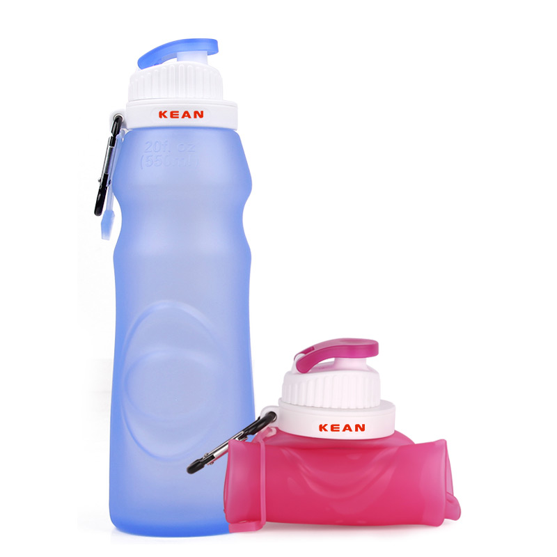 Wholesale New Products Free <strong>Samples</strong> Cheap Drinking Foldable Sport Water Bottles With Custom Logo