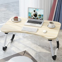 lap desk Laptop Bed Table portable laptop desk folding foldable lap tray bed office tables small used