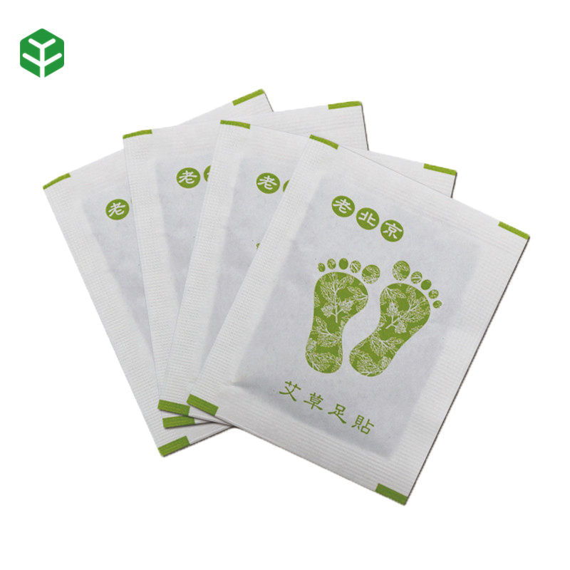 중국 Manufacturer Bamboo Detox 발 Patch CE FDA Approved OEM ODM Service