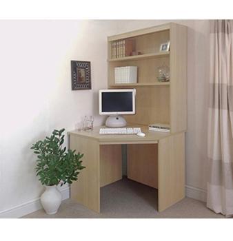 Corner Desk Unit Computer Table Home Office Furniture Uk