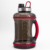 3.2L water bottle, plastic water jug with handle, 3.2l PETG gym fitness water bottle