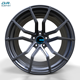 Customizing size demountable staggered alloy wheels sport rims car