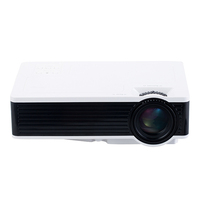 HD 1080P 1000 lumens Smart Led projector home theater projector for Home use/education/meeting/tablet PC
