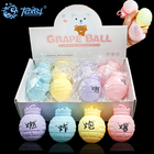Spring Color Grenade Squishy Toys Prank Anti Squeeze Stress Relief Ball For Kids 5190410-12