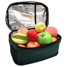 Hands-Free Carrying Convenience Usability Against Bacterial Odors And Stains Food Grade Aluminum Foil Insulated Food Bags