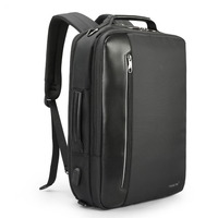 Multi-functional Business Backpack 4-way Carrying Laptop Bagpack