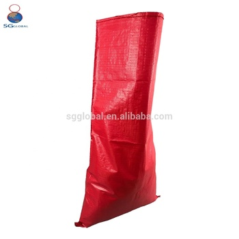 Recycled plastic PP woven sack roll
