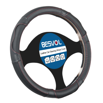 FX-P-180943 newly Fashion sport Genuine steering wheel cover
